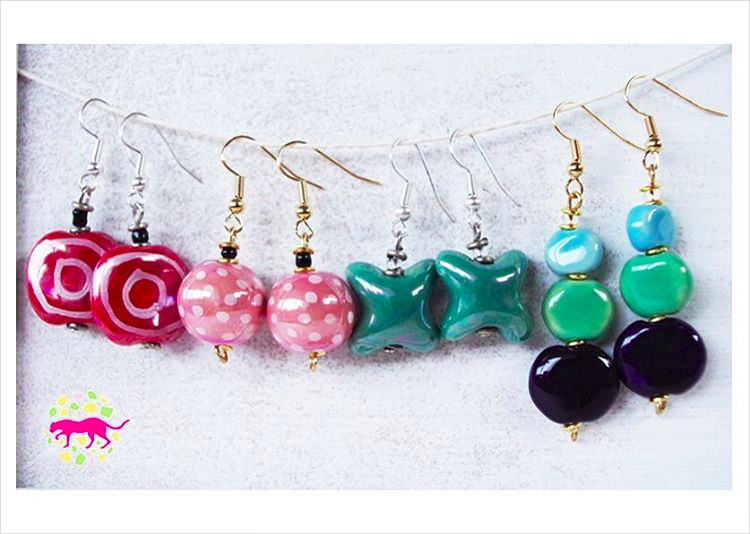 Cute Little Hanging Earrings