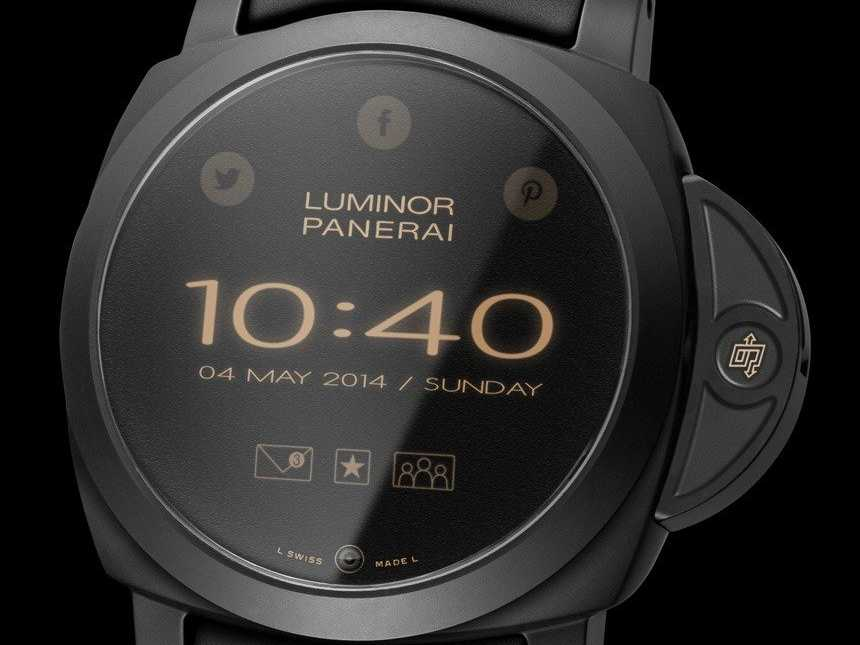 gorgeous rendering watch
