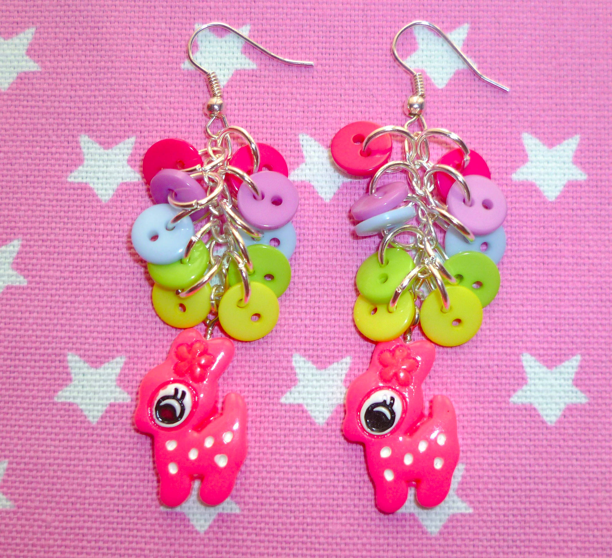 Cute Fawn Earrings