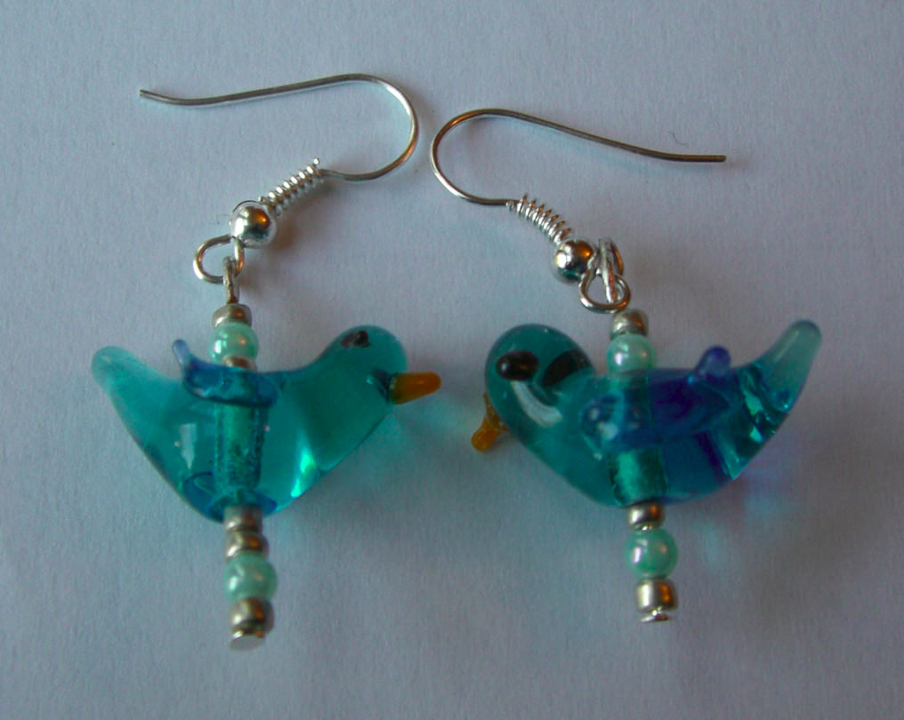 Cute Bird earrings