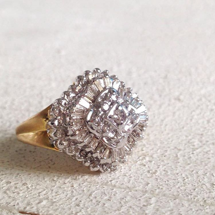 Beautiful Bridal Diamond Ring