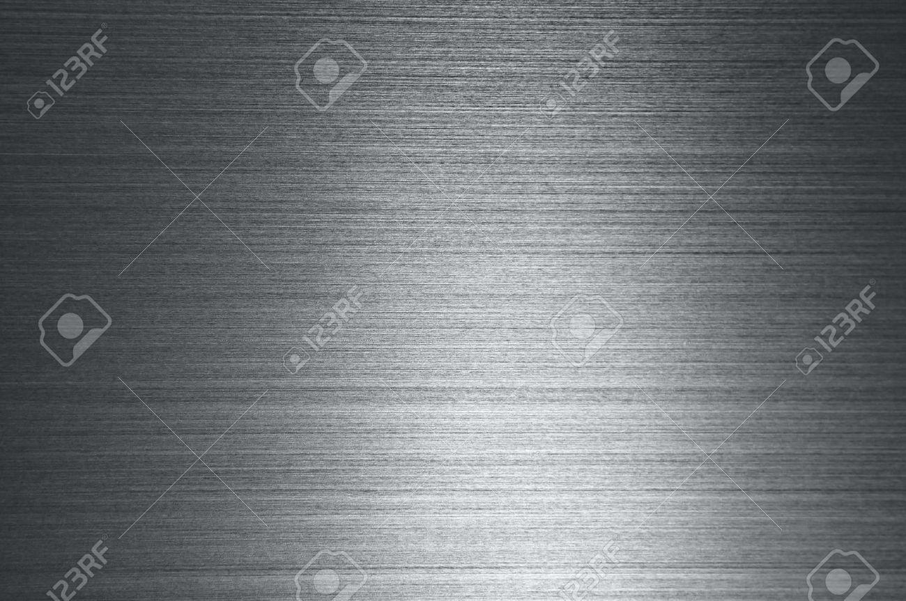 striped silver texture