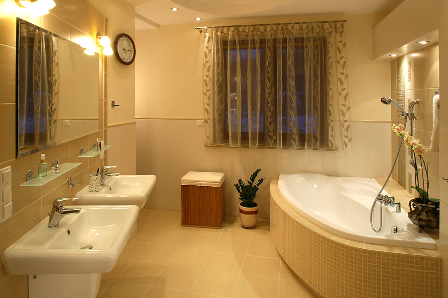 Attractive Incredible Small Master Bathroom Design