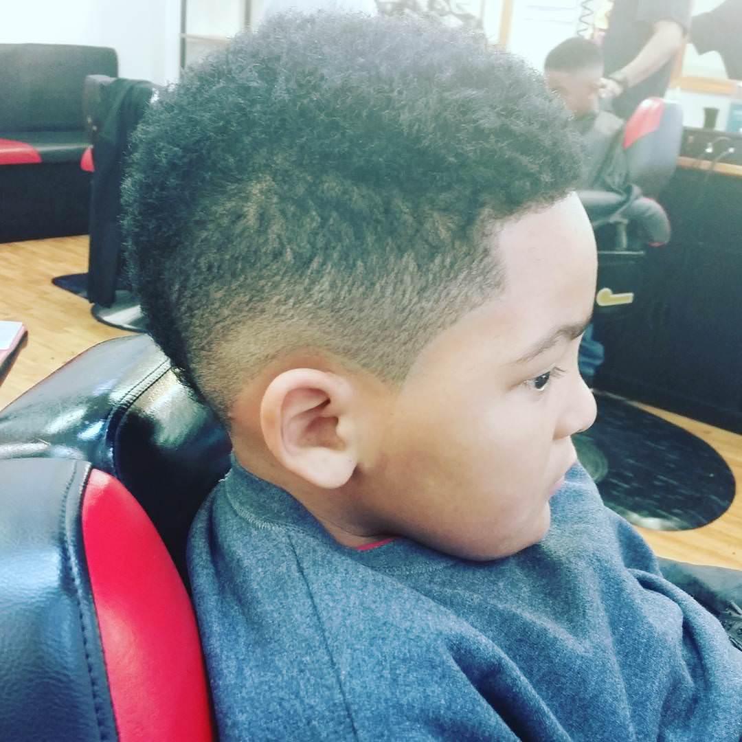 Winston Caesar Haircut