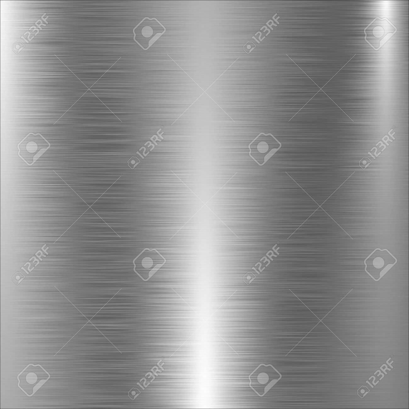 Bright Silver Texture