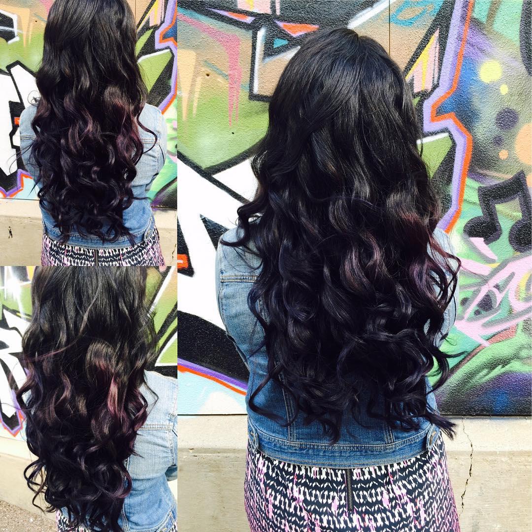 Black Modern Hair Style
