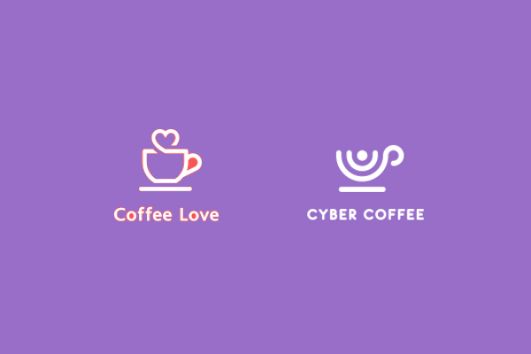 29+ cafe logo designs, ideas, examples | design trends - premium