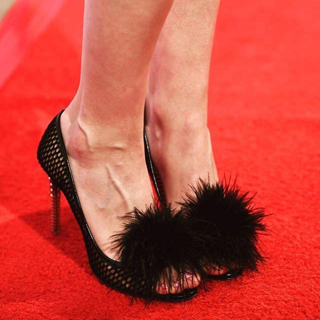 Celebrity High Heels