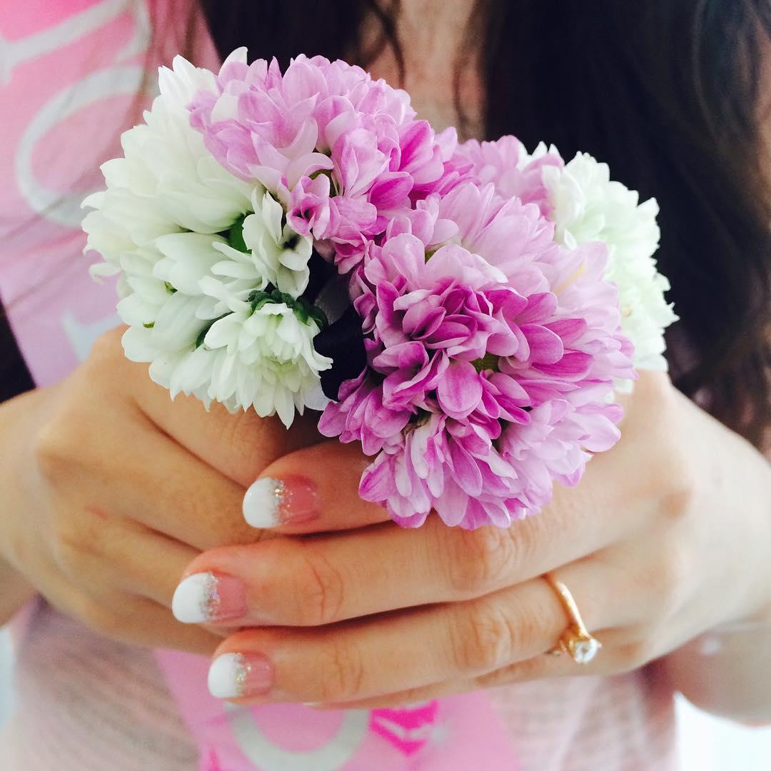 clasic nail design