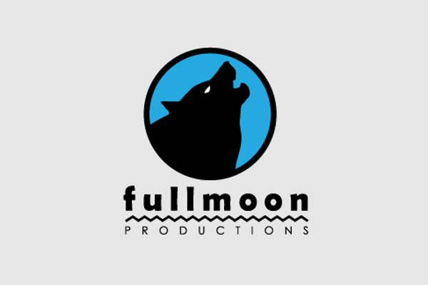 Fullmoon Productions Logo Design