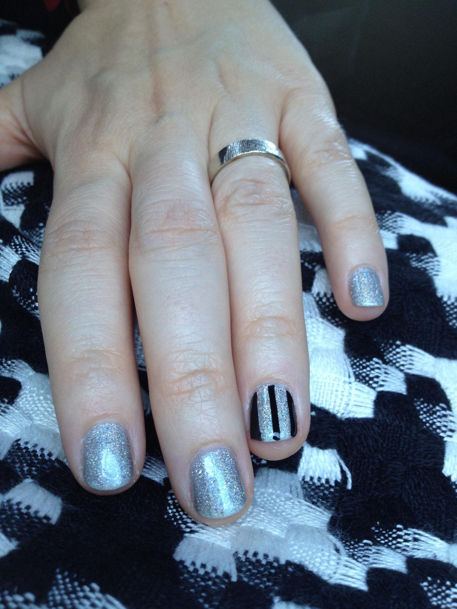 Nice Wedding Nail Art