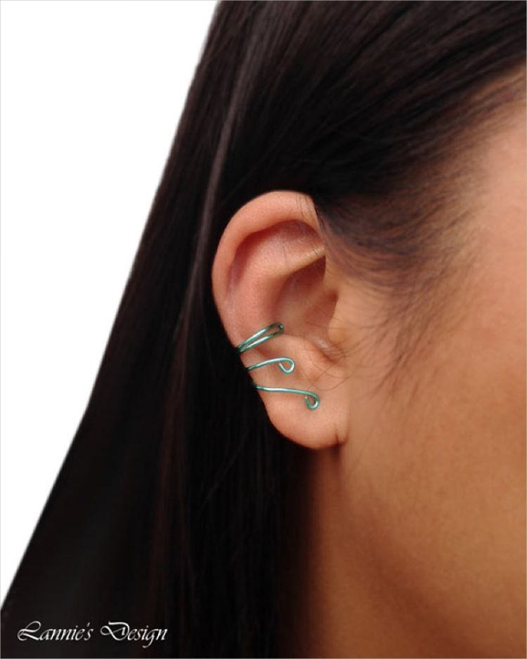 Nice Cuff Earrings