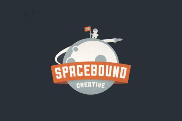 Creative Moon Logo Design