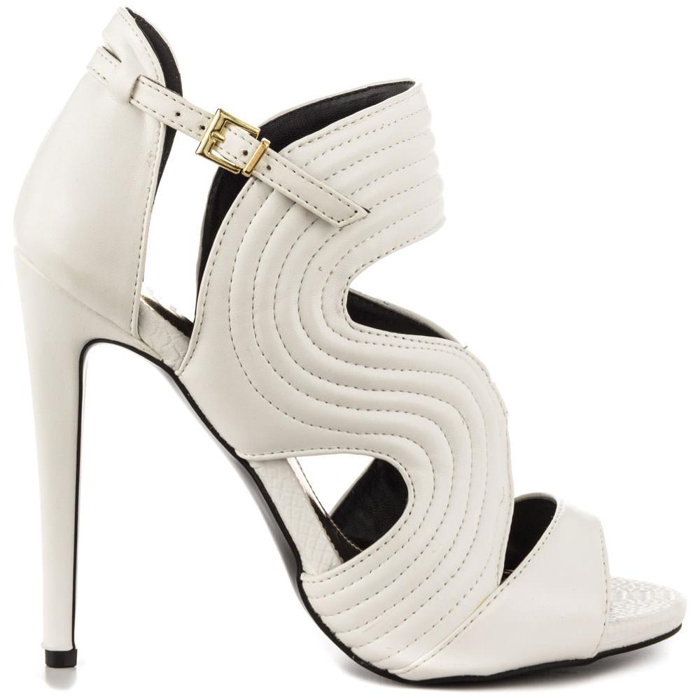 Glam White LFL