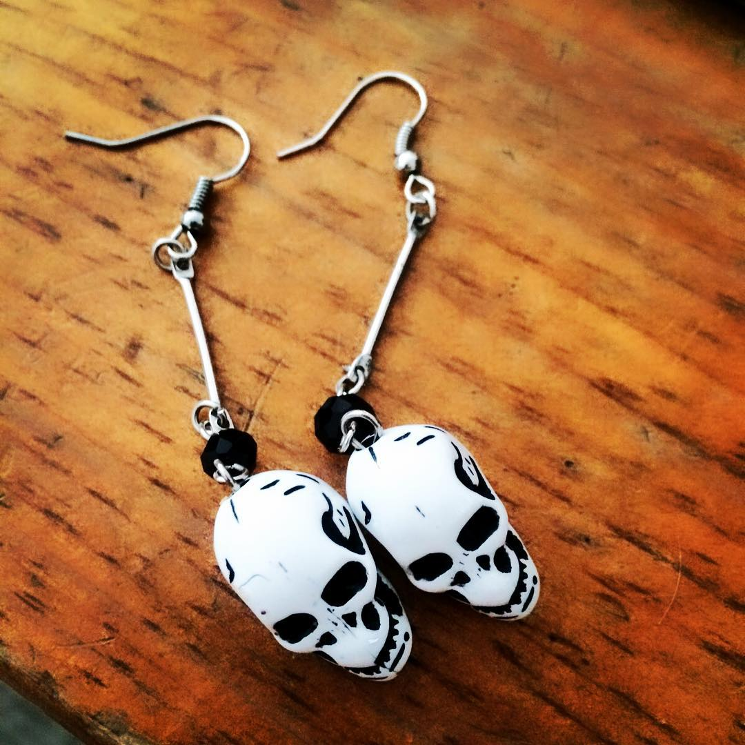 Bizzare Style Earrings