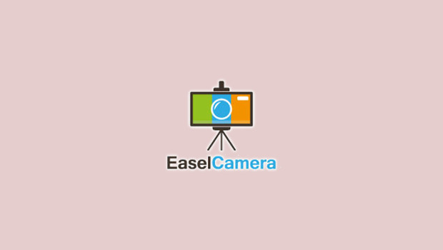 Easel Camera logo Design