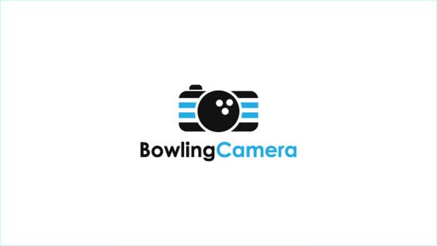 Bowling Camera logo Design