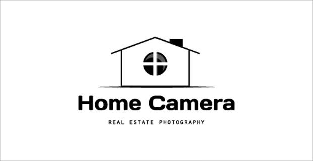 Home Camera Logo design