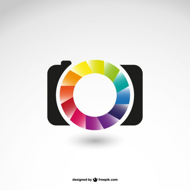 Design Trends Premium Psd Vector Downloads: 20+ Camera Logo Designs, Ideas, Examples