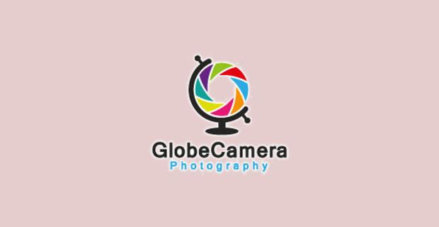Global Camera Logo Design