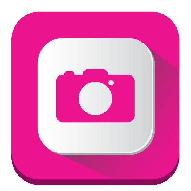 Nice Camera logo Design