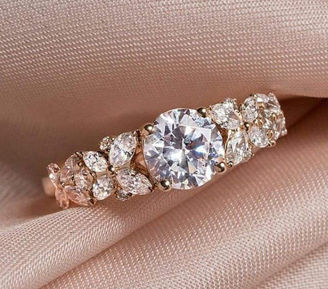 beautiful engagement ring - Beautiful Wedding Rings