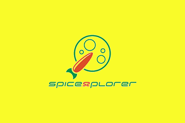 Rocket Logo Design for Restaurant