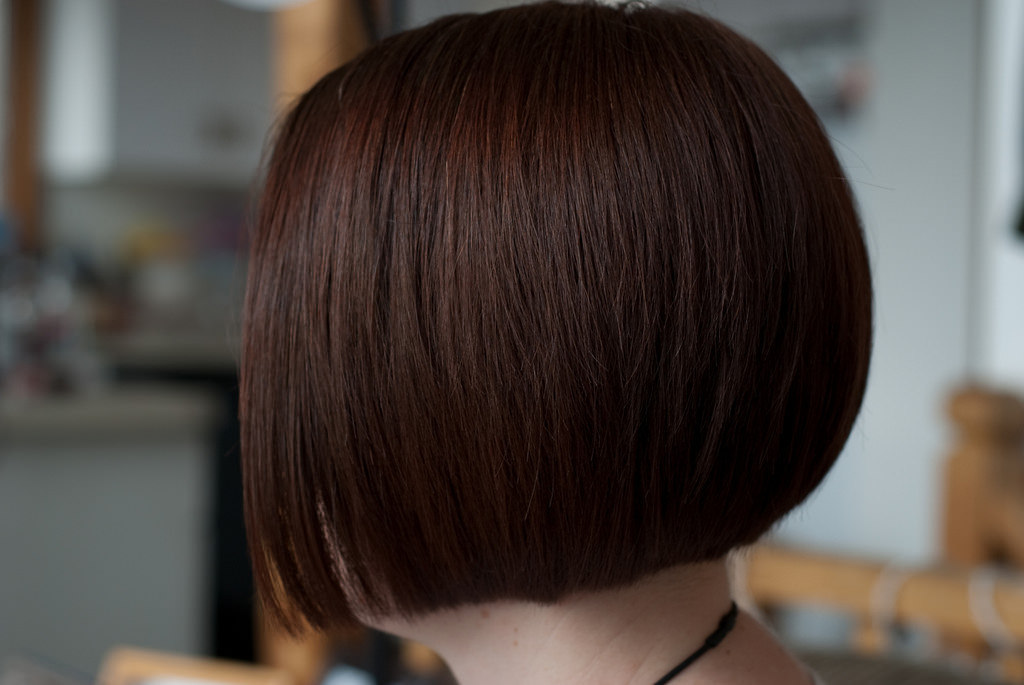 Cool Medium Bob Hair Style