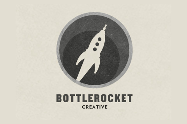 Creative Rocket Logo Design