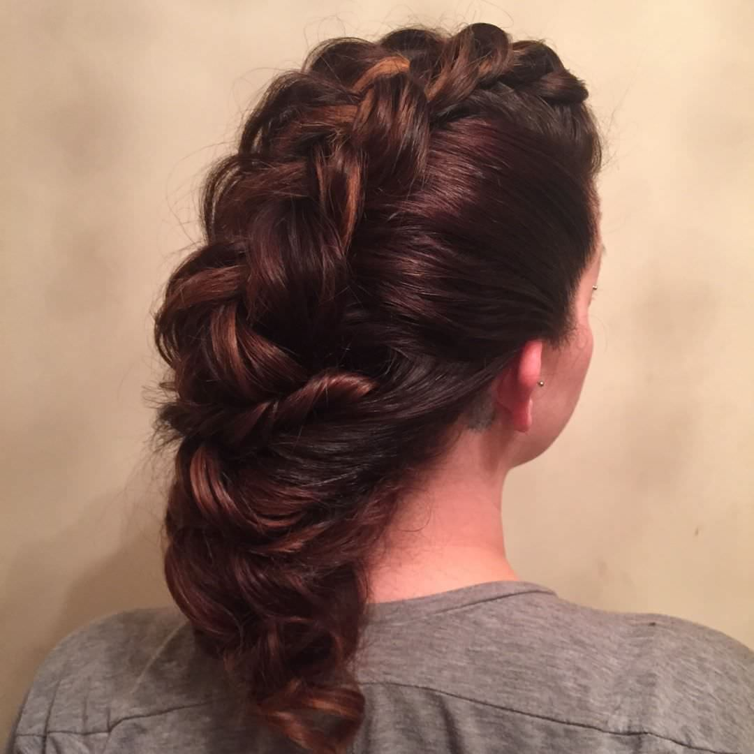Diy-Braided-Updo-Hair-Styles-for-Medium-Hair