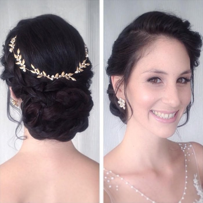 classic formal updo hairstyles