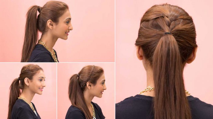 quick medium hairstyle