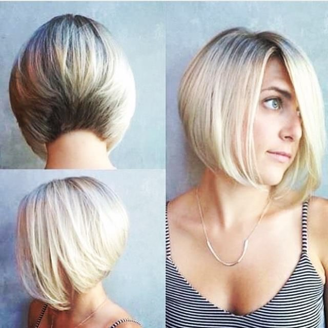 Amazing Different angel Medium bob hair style