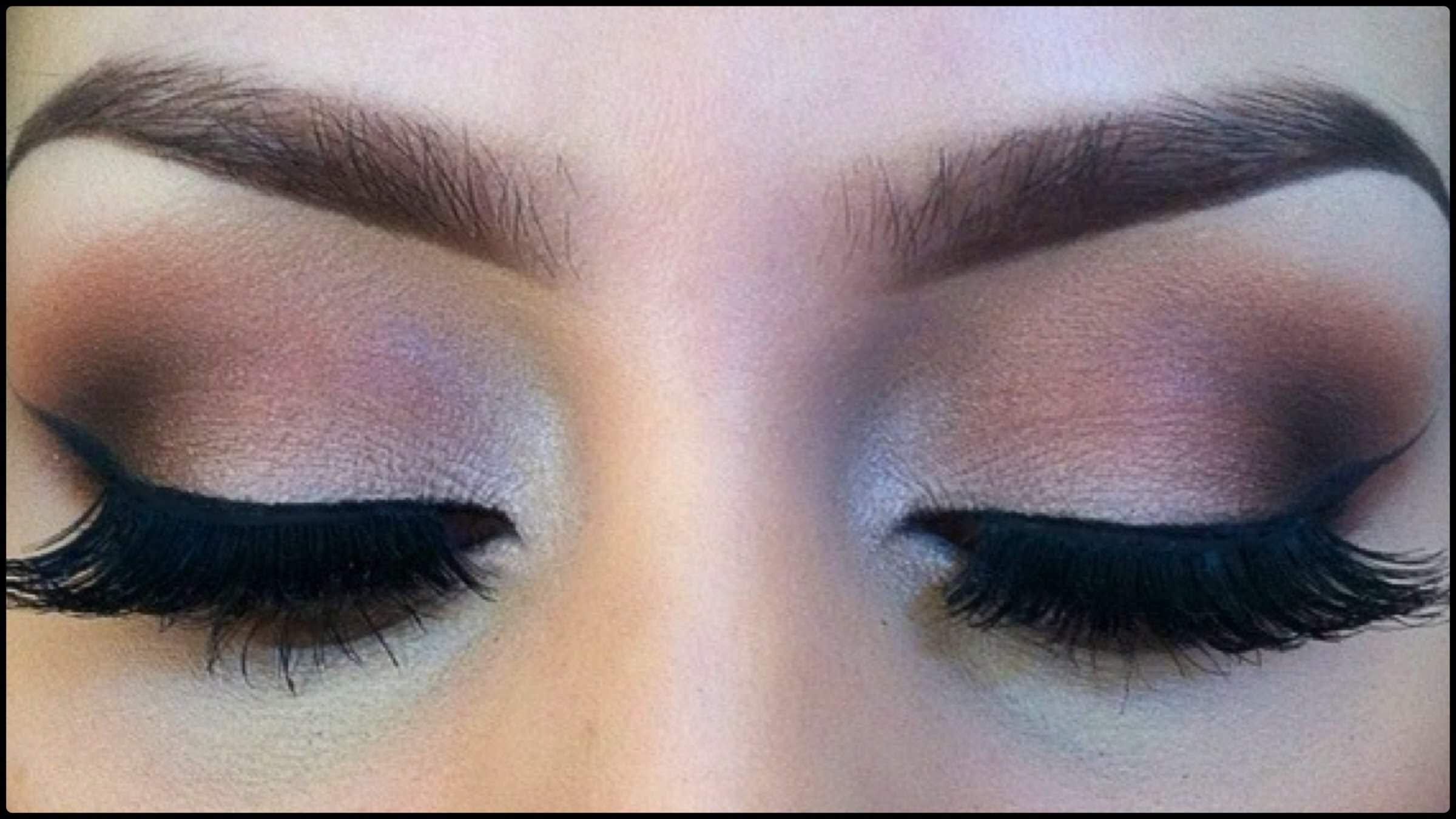 smokey eye shadow for wedding