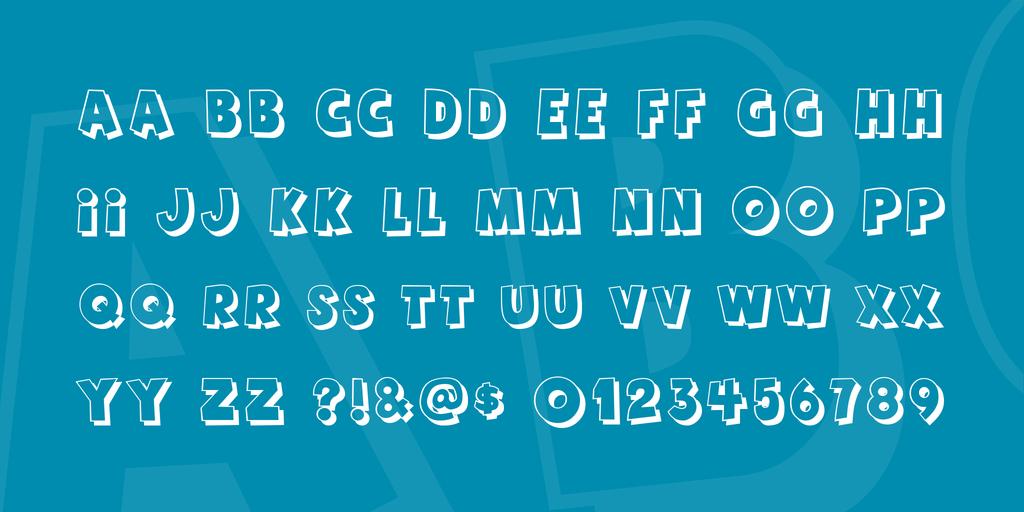 20 best drop shadow fonts fonts design trends