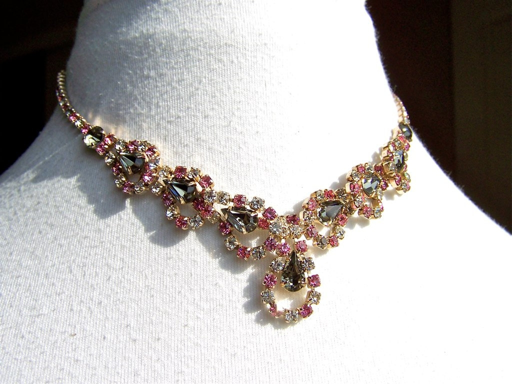 Charming Prom Necklace