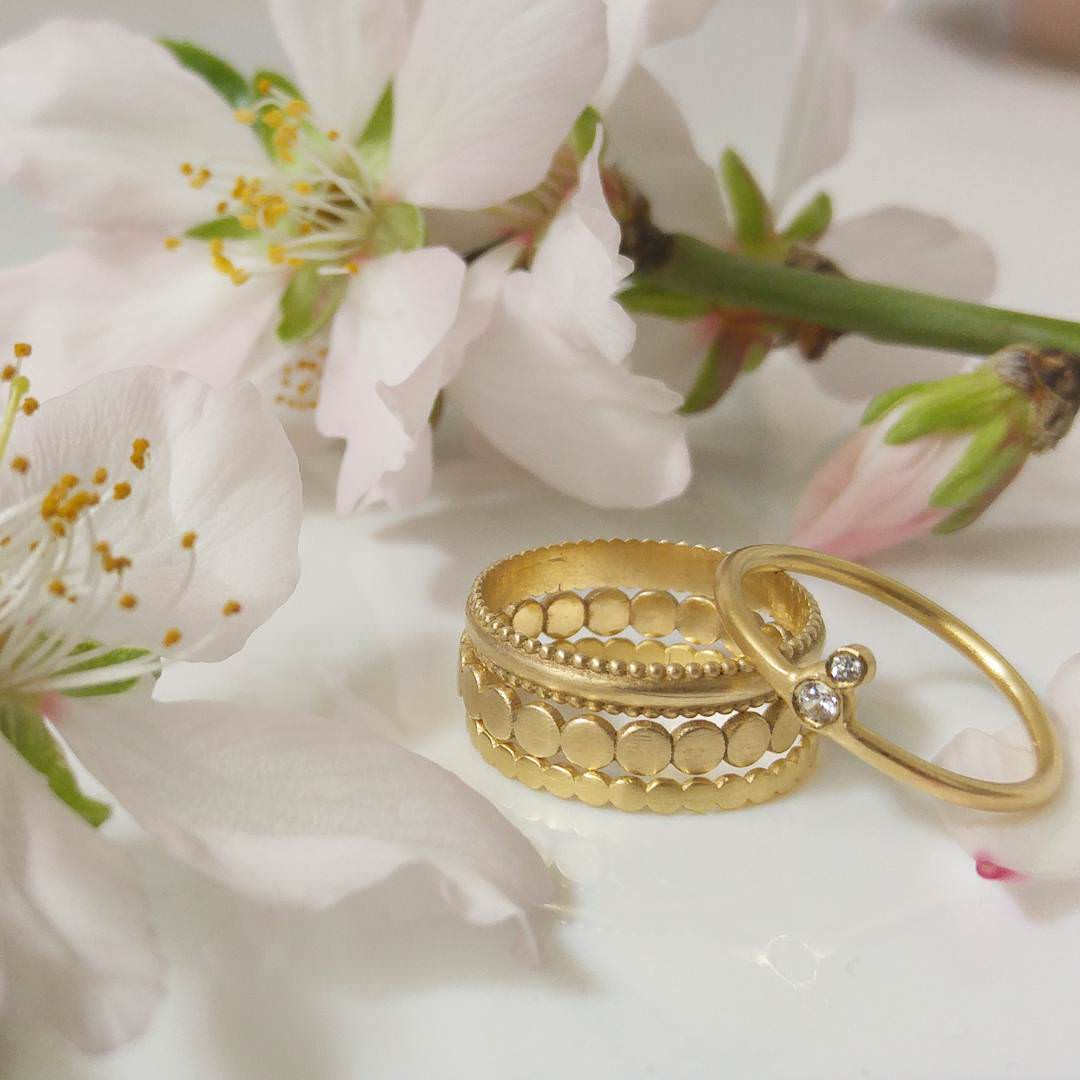 Beautiful Gold Ring Designs