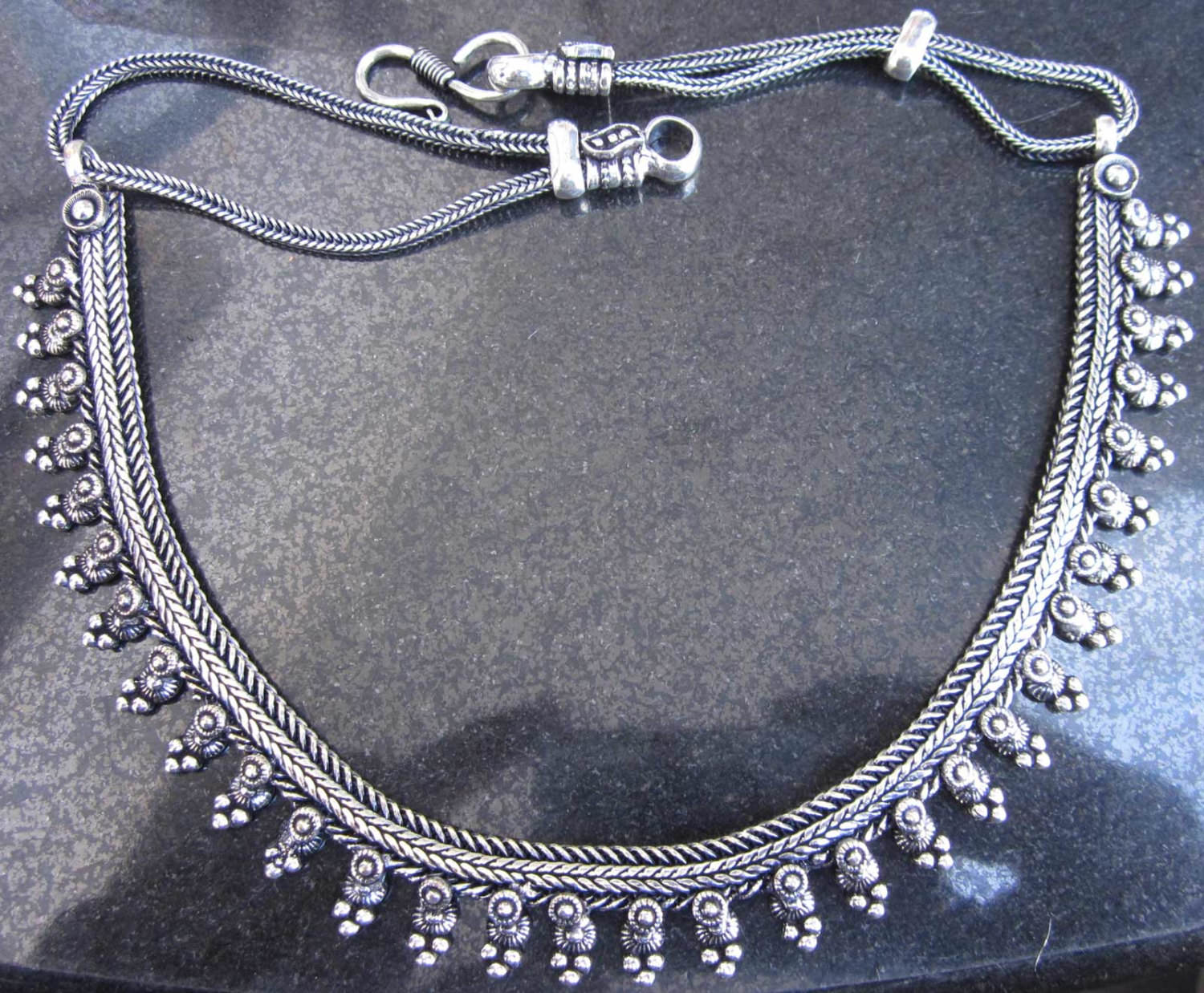 Etnic Necklace Tribal Jewelry