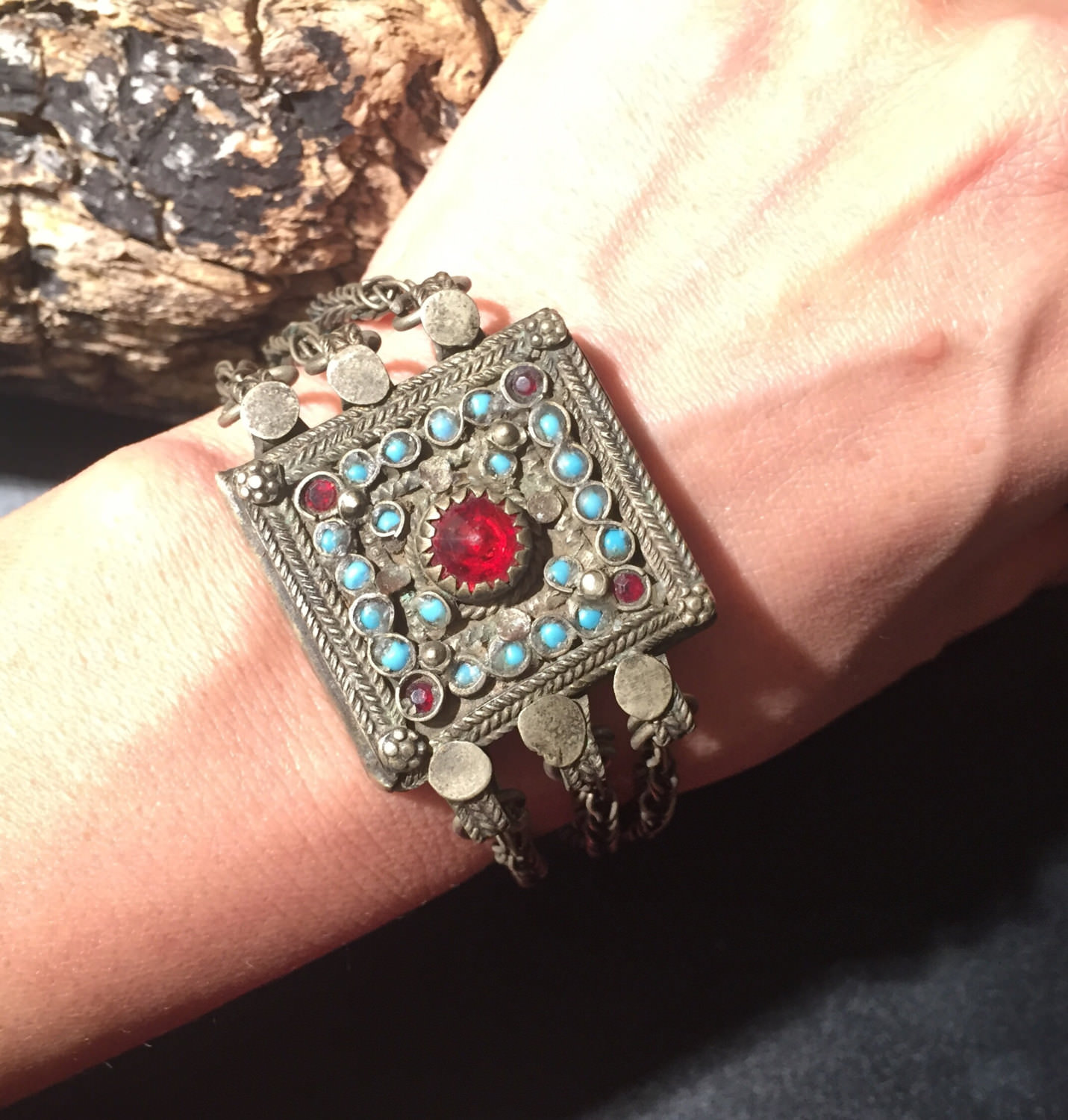 Traditional Tribal Bracelet