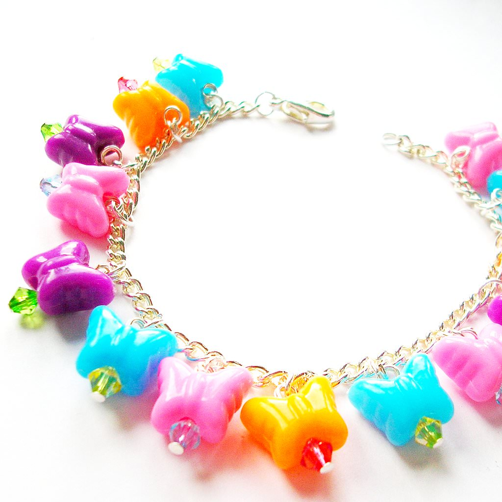 Cute Colorful Tropical Bracelet