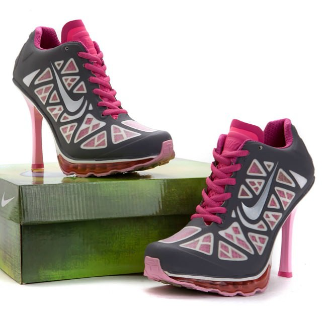 Pink High Heels For Women