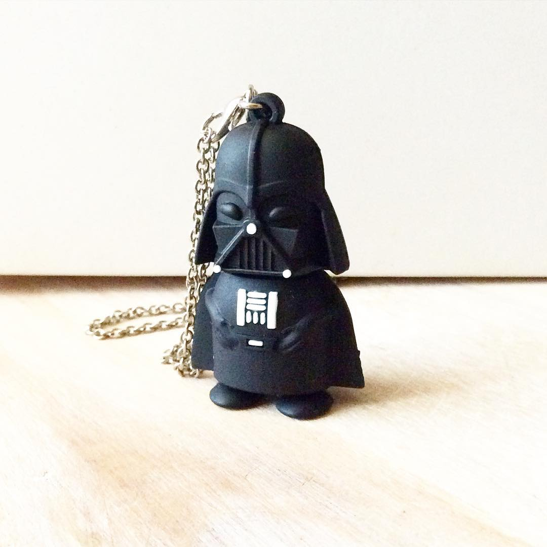 Cute USB Pendant Necklace