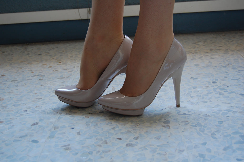 Crazy High Heel Shoes