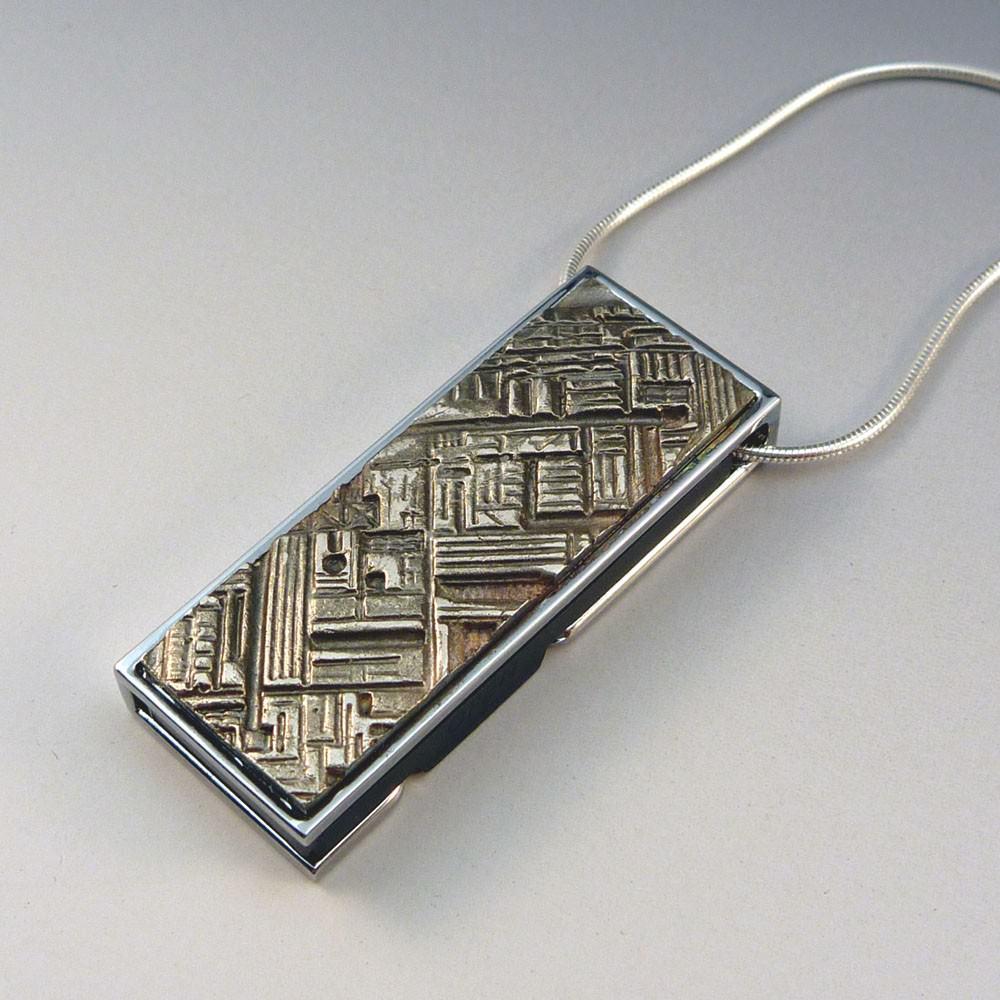Trendy USB Flash Drive Necklace