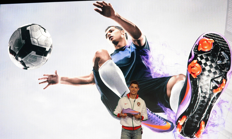 Cristiano Ronaldo Nike Vapor Superfly-II