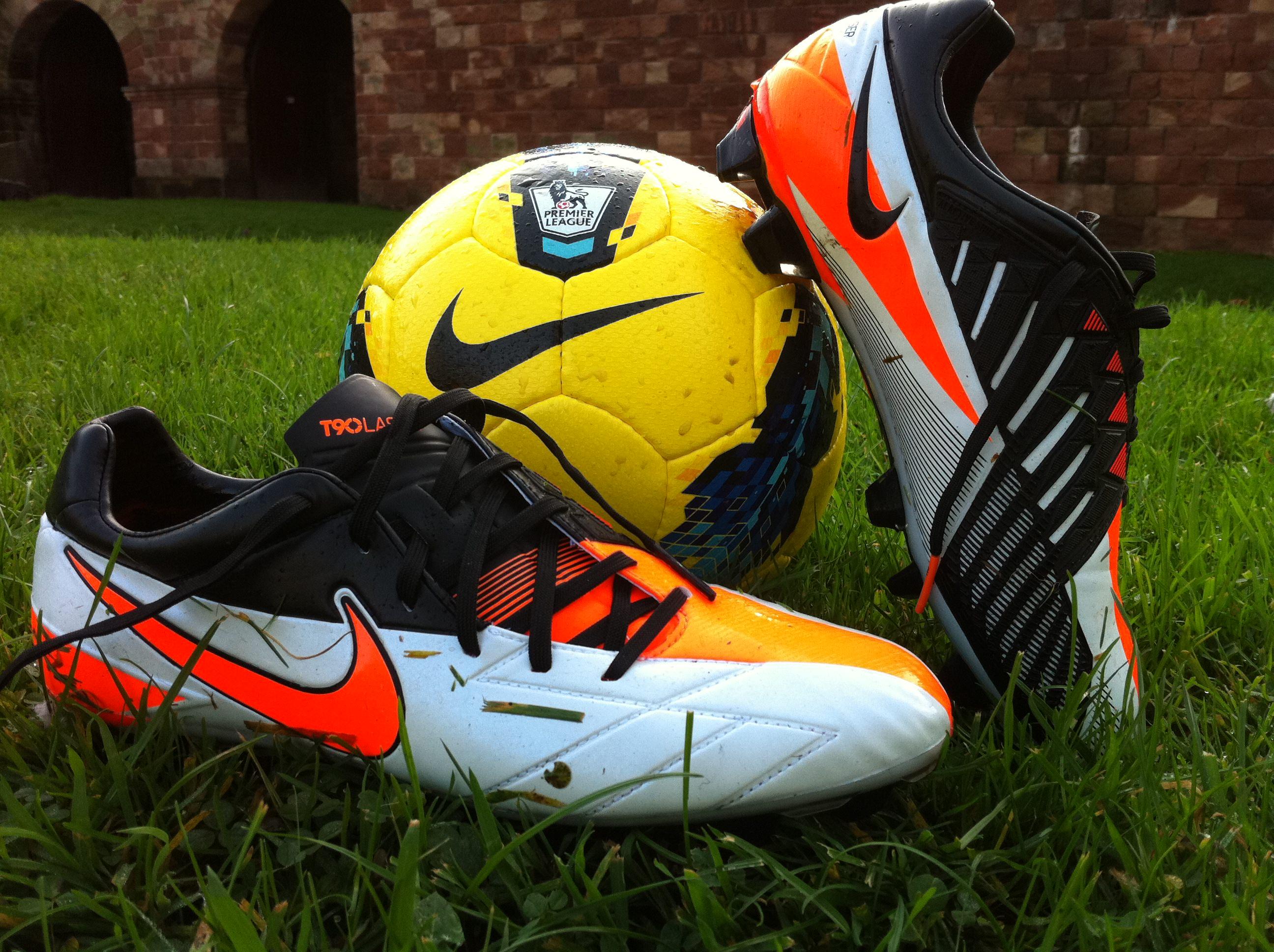 Nike T90 Laser IV Soccer Shoes