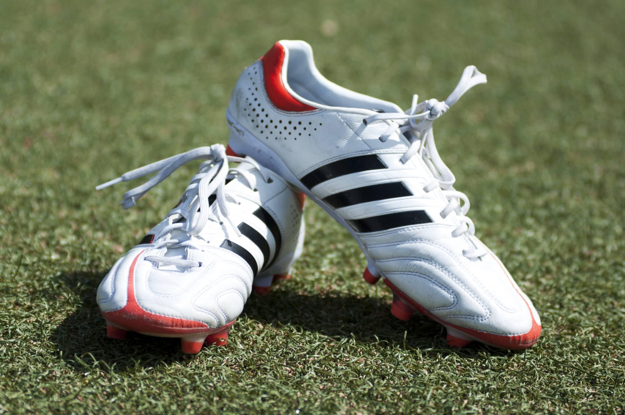 Adidas AdiPure IV Soccer Shoes