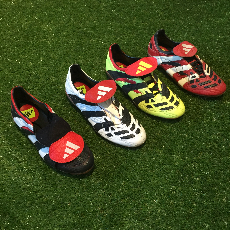 Adidas Beckham Soccer Shoes