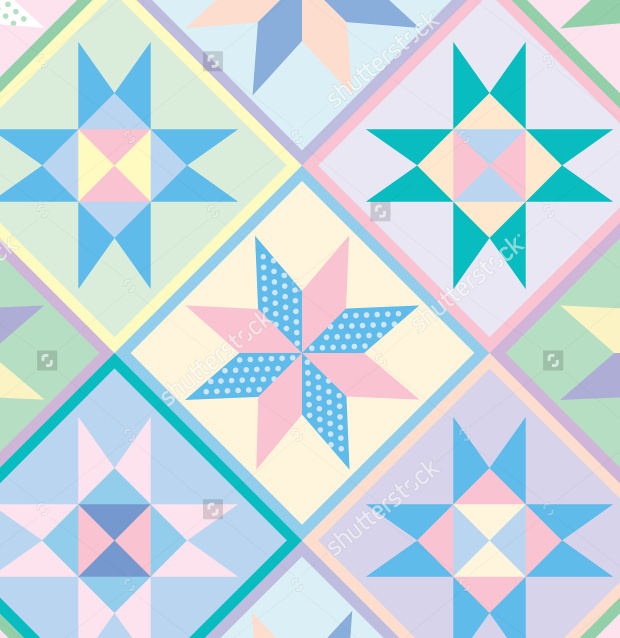 Simple Star Quilt Patterns