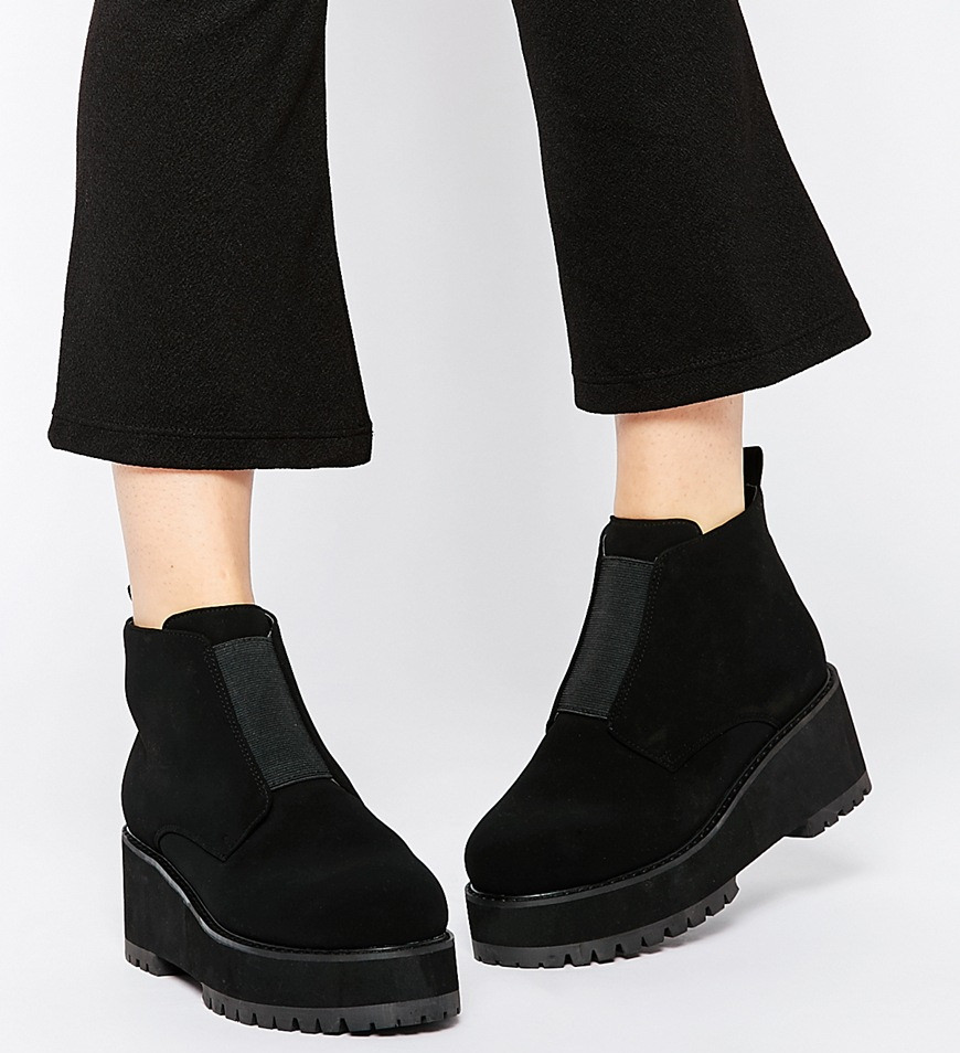 Asos Raffie Ankle Boots